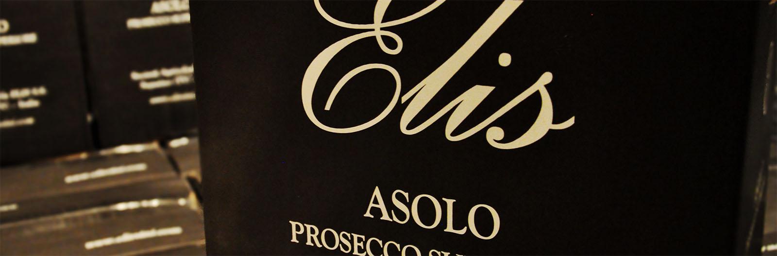 Elis Asolo Prosecco cartone da 6
