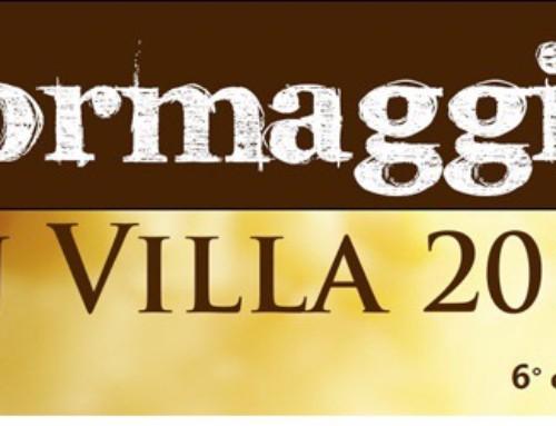 """Elis Asolo Prosecco all'evento """"Formaggio in Villa 2016"""", 16-18 aprile"""